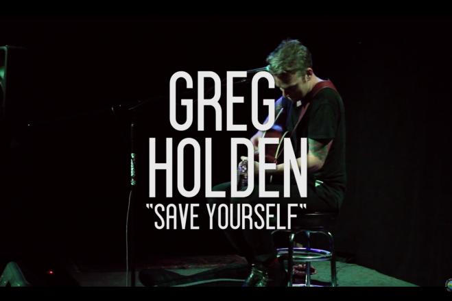 VIDEO: Greg Holden's Full Performance – 9/8/15