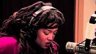 """Valerie June Performing """"Workin' Woman Blues"""" – Radio Woodstock 100.1 – 1/24/14"""