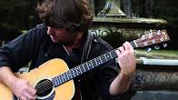 """Garden Sessions: Keller Williams Performing """"Cookies"""" – Radio Woodstock 100.1 – 9/14/13"""