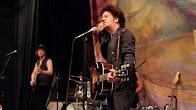 """Willie Nile Performing """"When Levon Sings"""" – Radio Woodstock 100.1 – 7/19/13"""