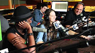 Gary Clark Jr. Interview in the Broadcast Booth Mountain Jam 2013