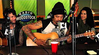 Michael Franti & Spearhead Interview and Performance in the Broadcast Booth at Mountain Jam 2013