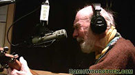 """Pete Seeger Performing """"Quite Early Morning"""" – 4/22/13"""