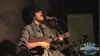 "L.P. Performing ""Into The Wild"" – Radio Woodstock 100.1 – 10/1/12"