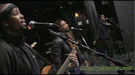 """The Wailers Performing """"Positive Vibration"""" – Radio Woodstock 100.1 – 1/17/13"""