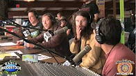 The Sheepdogs – Interviewed in the Broadcast Booth at Mountain Jam VIII – Radio Woodstock 100.1 WDST – 6/1/12