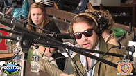 Dawes – Interview in the Broadcast Booth at Mountain Jam VIII – Radio Woodstock 100.1 WDST – 6/3/12