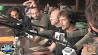 Lukas Nelson & POTR – Interview in the Broadcast Booth at Mountain Jam VIII – Radio Woodstock 100.1 WDST – 6/2/12