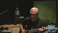 "Jorma Kaukonen & Barry Mitterhoff Performing ""Barbecue King"" – Radio Woodstock 100.1 – 9/12/12"