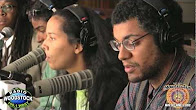Carolina Chocolate Drops Interview in the Broadcast Booth at Mountain Jam VIII – Radio Woodstock 100.1 WDST