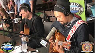 Michael Franti & Spearhead Interview and Performance in the Broadcast Booth at Mountain Jam VIII – Radio Woodstock 100.1 WDST
