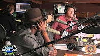 Gary Clark Jr. Interview in the Broadcast Booth at Mountain Jam VIII – Radio Woodstock 100.1 WDST