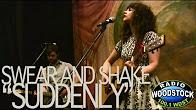 "Swear and Shake Performing ""Suddenly"" – Radio Woodstock 100.1 – 4/20/12"
