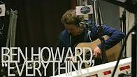"Ben Howard Performing ""Everything"" – Live @ 5 – Radio Woodstock 100.1 – 3/30/12"
