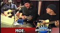 """moe. Performing """"Okayalright"""" – Radio Woodstock 100.1 – 11/12/04"""
