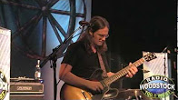 """Luther Dickinson (of North Mississippi Allstars) Performing """"Let It Roll"""" – Radio Woodstock 100.1 – 10/25/11"""