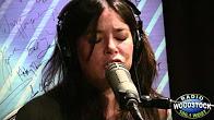 "Rachael Yamagata Performing ""Starlight"" – Radio Woodstock 100.1 – Lunch Lounge – 10/6/11"