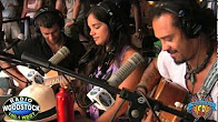 """Michael Franti & Spearhead Performing """"Sound of the Sunshine"""" in the Broadcast Booth at Mountain Jam 2011 – 6/4/11"""