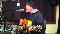 """Shawn Mullins Performing """"Light You Up"""" on Radio Woodstock 100.1 WDST Live @ 5 11/3/10"""