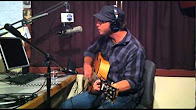 """Amos Lee Performing """"Windows Are Rolled Down"""" on Radio Woodstock 100.1 WDST  12/5/10"""