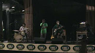"""Soulive Performing """"Too Much"""" Live on Radio Woodstock 1/30/10"""