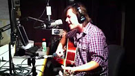 """Rhett Miller Performing """"Every Night is Friday Night (Without You)""""  Radio Woodstock 100.1 WDST  10/25/10"""