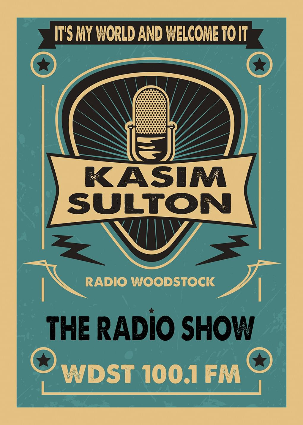 It's My World & Welcome to It with Kasim Sulton