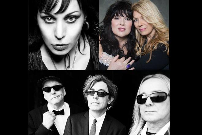 Heart, Joan Jett and The Blackhearts and Cheap Trick