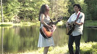 """Garden Sessions: Mike & Ruthy Performing """"Simple And Sober"""" – 6/21/14"""