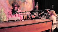 """Liam Ó Maonlaí & Special Guests Performing """"The Master's Eyes"""" – Radio Woodstock 100.1 – 3/26/14"""