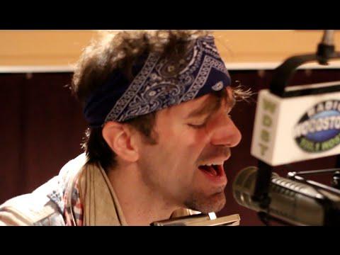 "Stephen Kellogg performing ""We Say Goodbye"" at Radio Woodstock 100.1 12/28/15"