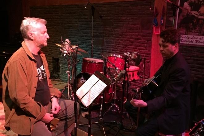 LIVE @ 5:  Billy Bragg & Joe Henry