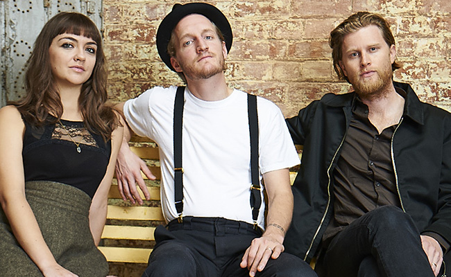 Score tickets to The Lumineers