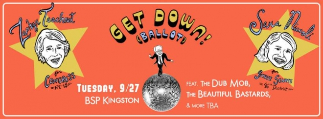Get Down (Ballot) Party