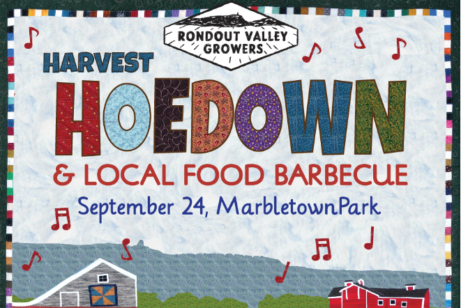 RVGA Harvest Hoedown & Local Food Barbecue
