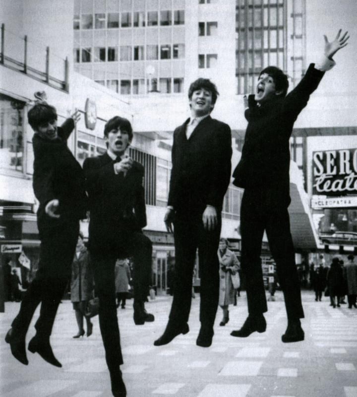 The Beatles Liverpool to Abbey Road