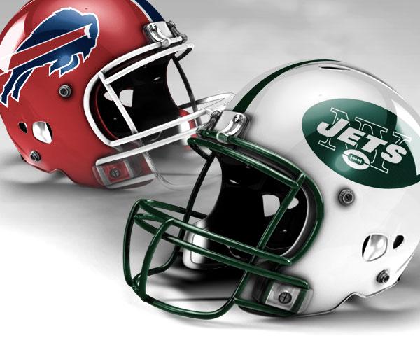 Enter to Win Jets/Bills Tickets!
