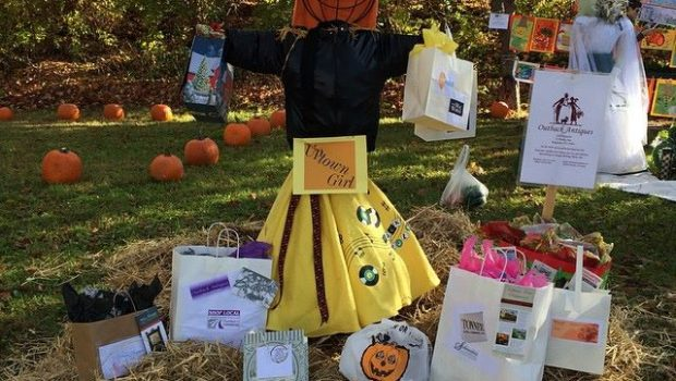 5th Annual Scarecrows at Frog Alley