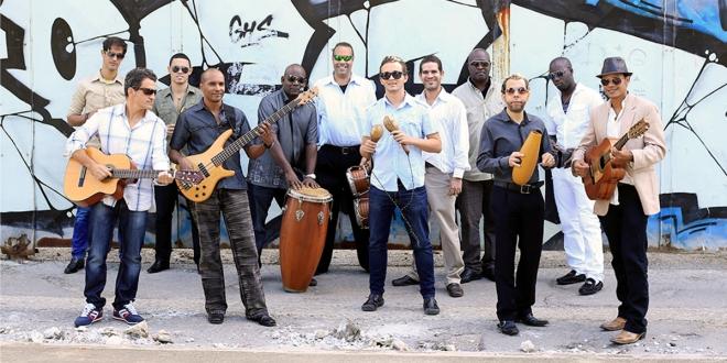 Bid on Front Row tickets to see Havana Cuba Allstars