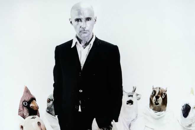 HEAR WHAT'S NEW: Moby & The Void Pacific Choir