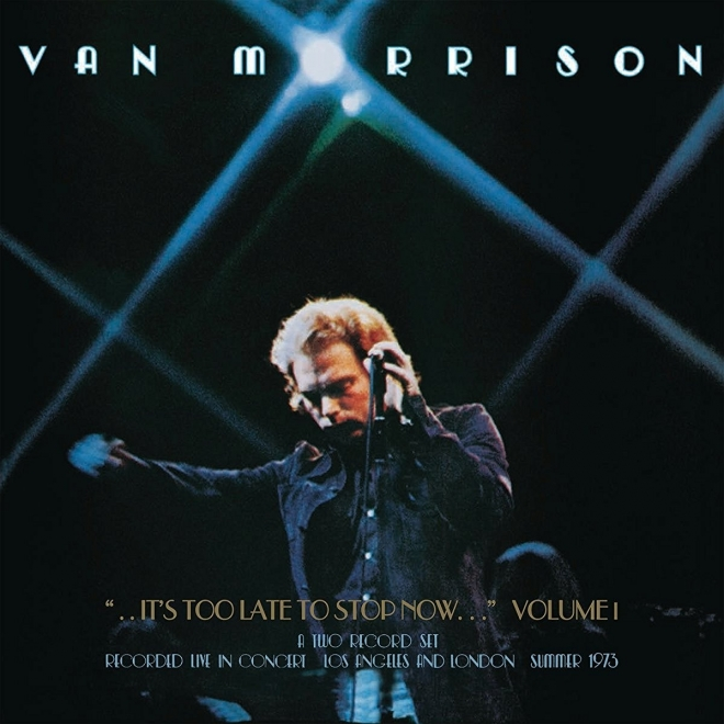 HEAR WHAT'S NEW: Van Morrison – Too Late