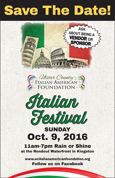 9th Annual Italian festival