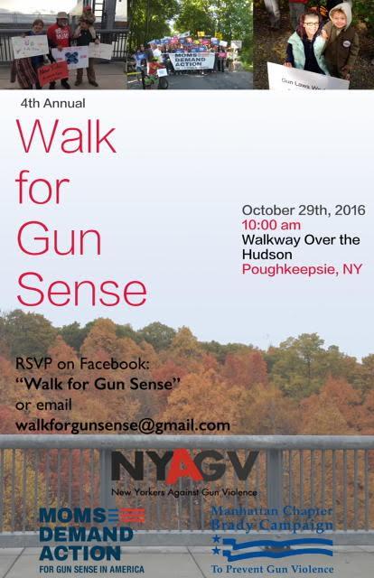Walk for Gun Sense