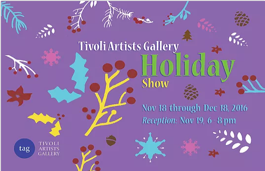 Holiday Art Show and Sale
