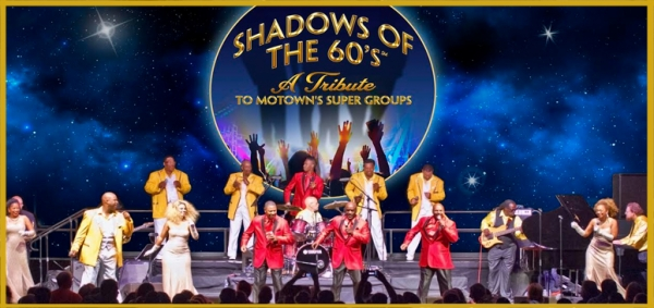 Shadows of the 60s: Motown Tribute