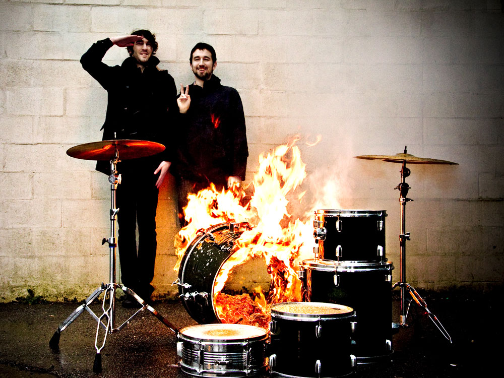 HEAR WHAT'S NEW: Japandroids – Near To The Wild Heart Of Life