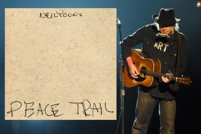 HEAR WHAT'S NEW: Neil Young – Peace Trail