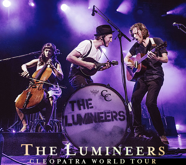 Enter to win: The Lumineers