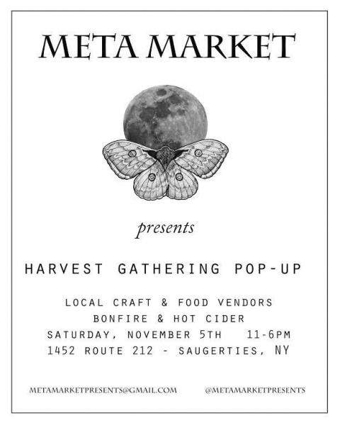 META Market Harvest Pop-Up