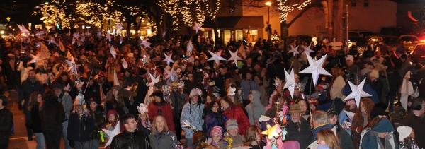 Sinterklaas Festival Day in Rhinebeck
